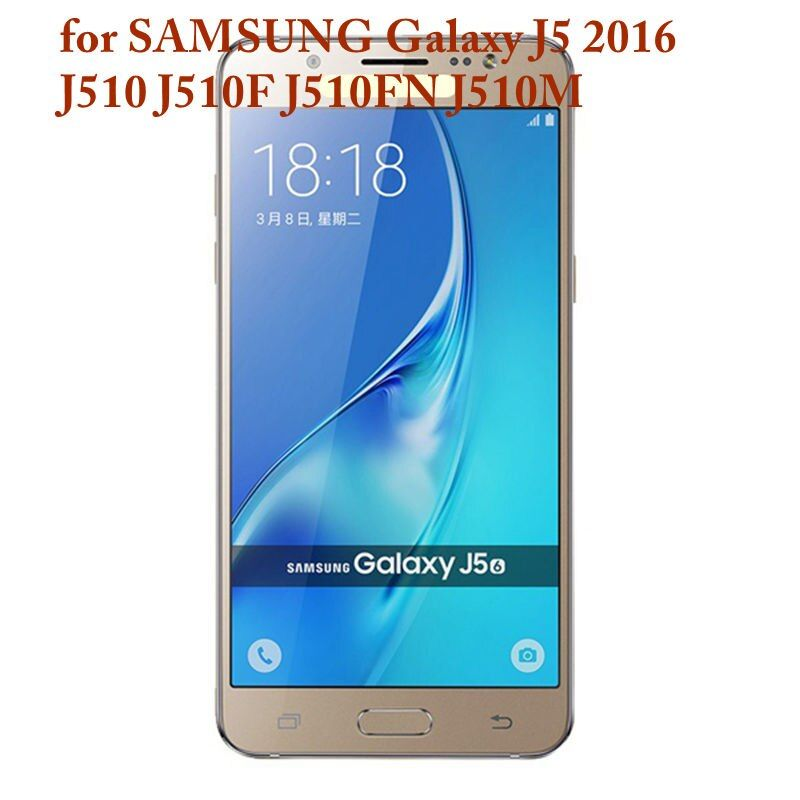 5.2'' Super AMOLED LCD for SAM-SUNG Ga-laxy J5 2016 LCD Display J510 J510F J510FN J510M Touch Screen Digitizer high quality LCDs