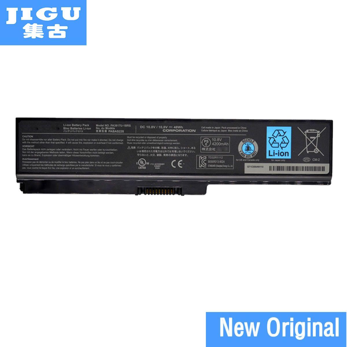 JIGU Original-akku Für Toshiba PA3817U-1BRS PA3817 PA3818U-1BRS PA3817U Für Satellite L745 L740 L655 L750 L750D L755 L630
