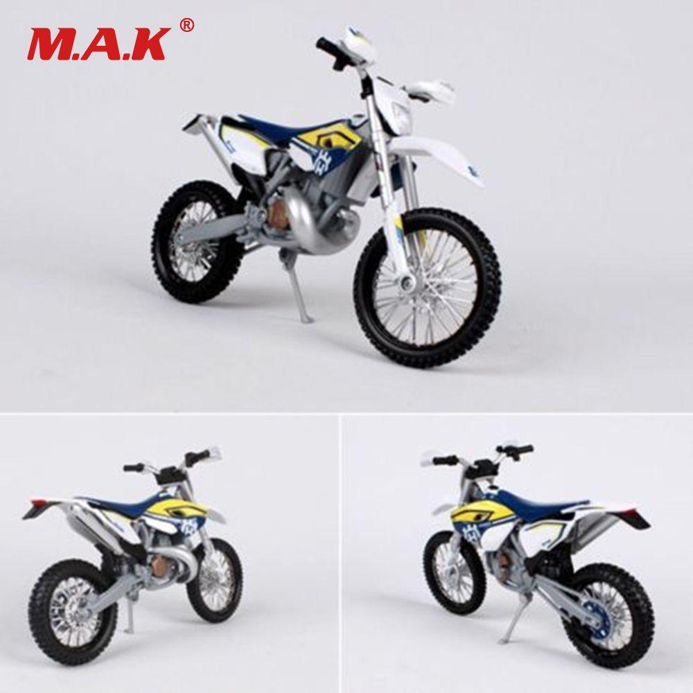 Cheap Motor Kid Toys Maisto 1/12th 2015 Husqvarna FE 501 Racing Motorbike Alloy Diecast Motorcycle Vehicles Car Toy