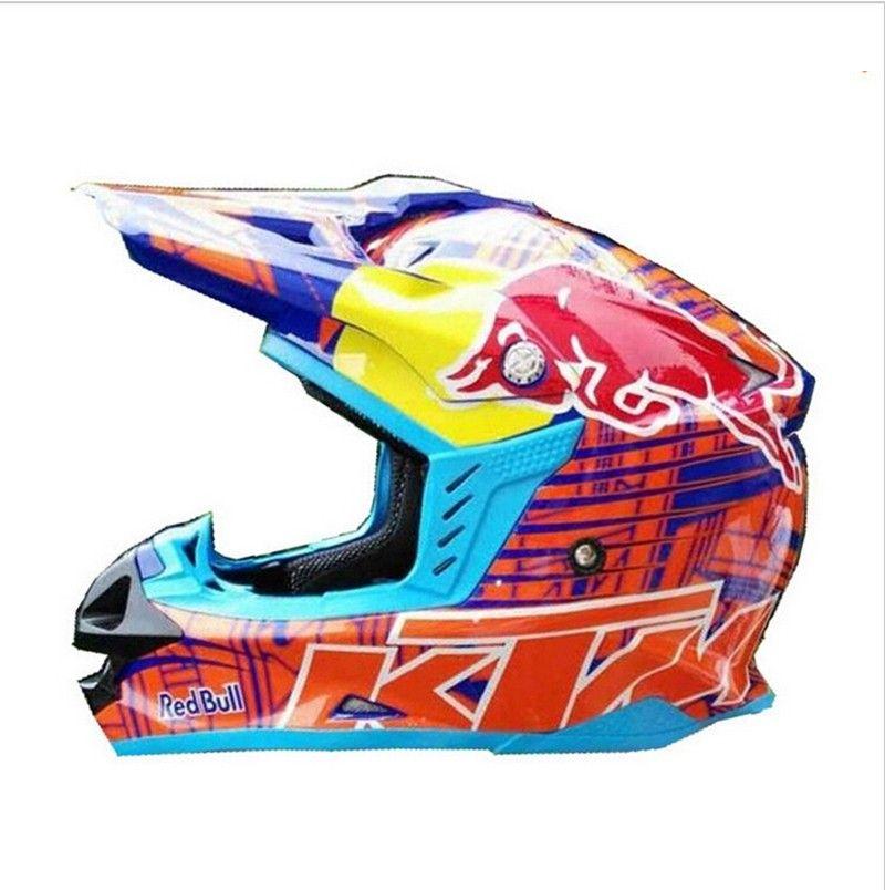 ECE Aproved ABS Material Motocross Helmets ktm Off Road Professional MX Helmet ktm Motorcycle Capacetes