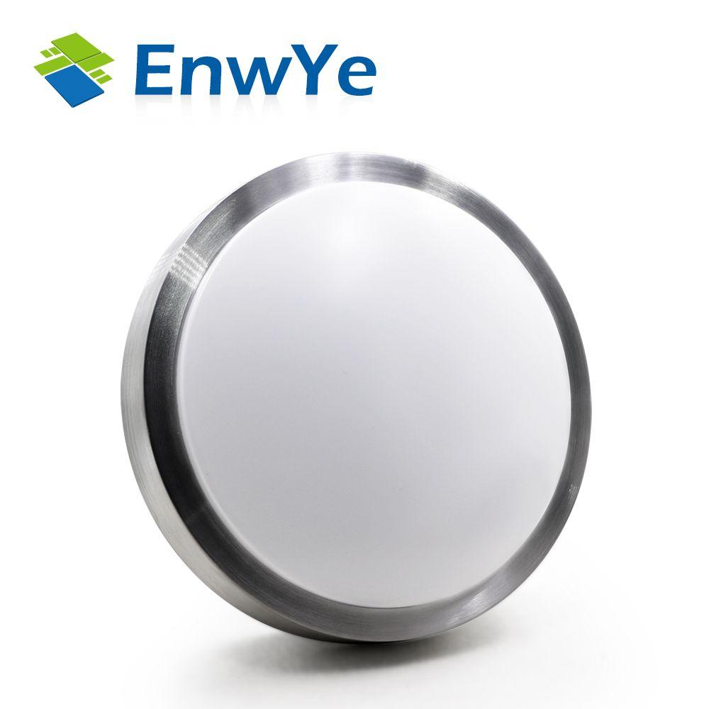 EnwYe LED ceiling lights aluminum Acryl High brightness 220V 230V 240V LED chip No Need Driver 12W 24W 36W 45W Led Lamp