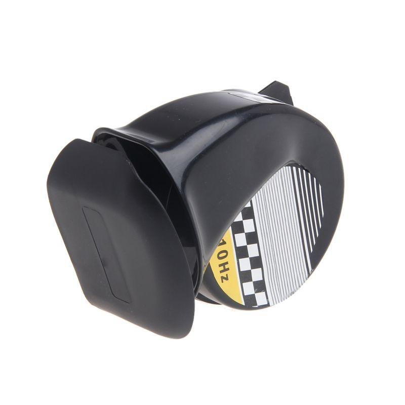Universal Waterproof Loud Snail Air Horn Siren 130dB For 12V Truck Motorcycle #1 #kui