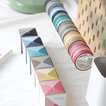 4pcs/box Love series  9mm*3M washi tape DIY decoration scrapbooking planner masking tape adhesive tape label sticker stationer