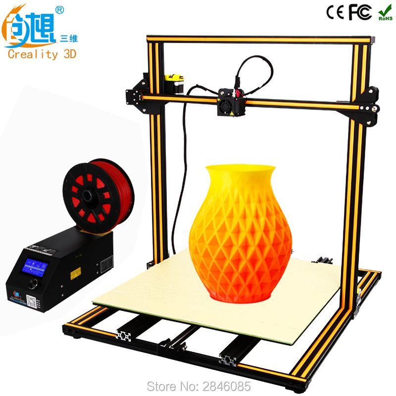 3D Imprimante Creality 3D CR-10S CR-10 En Option, Dua Z Tige Filament Capteur/Détecter Reprendre le Pouvoir Off En Option 3D Imprimante BRICOLAGE Kit