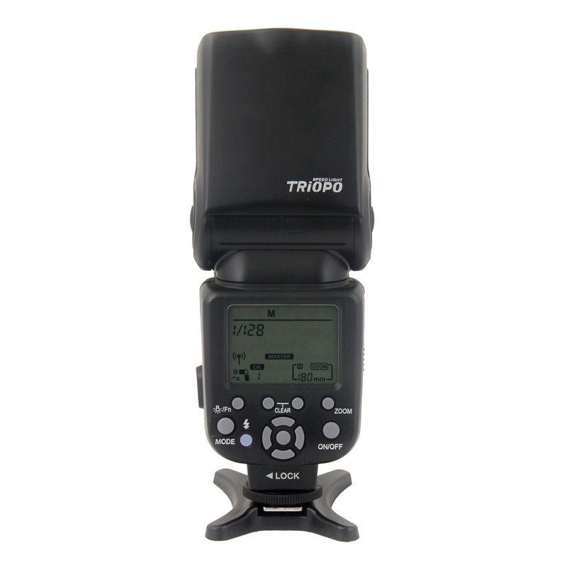 Triopo tr-960iii Скорость Lite вспышка света для Nikon D7000 D5000 D5100 D3200 D3100 DLSR Камера вспышки света camander высокое Скорость свет