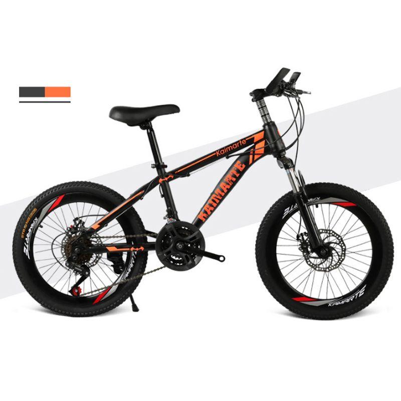 Kinder fahrrad 20 zoll 21 geschwindigkeit kinder fahrrad kinder variabler geschwindigkeit mountainbike Zwei-disc bremse fahrrad verschiedene stile fahrrad