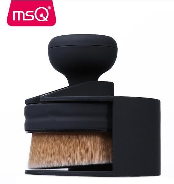 Pinceles de maquillaje Fundación para el Polvo Suave Piel Ojos Cilindro gran Z7