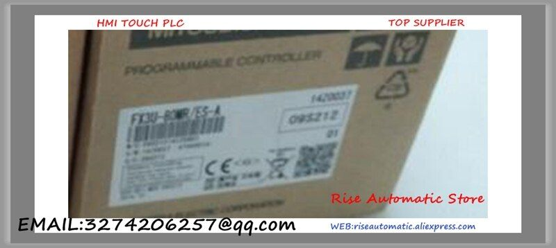 FX3U-80MR-ES-A PLC New Original 100% test good quality