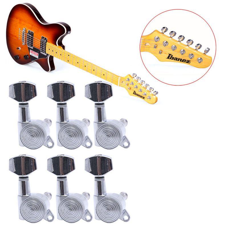 6 pièces/ensemble cordes de réglage de cordes de guitare