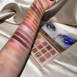 2019 красота глазурованная 18 цветов мерцающий матовый пигмент блестки макияж закат тени для век Палитра теней для век Cosmestics