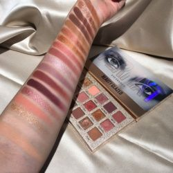 2019 Beauty Glazed 18 Colors Shimmer Matte Pigment Glitters Makeup Sunset Eye Shadow Palette Eyeshadow Palette Cosmestics