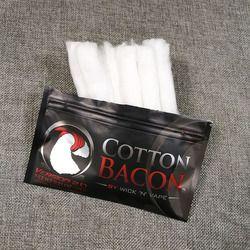 2018 cigarrillo electrónico algodón Bacon suave sueño DIY algodón para RDA RBA atomizador calefacción alambre Vape algodón