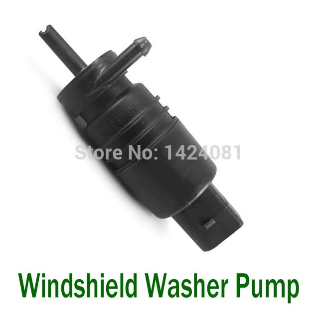 Windshield Washer Pump for VW for Beetle for Bora for Jetta for Golf for Passat for AUDI A4 A6 A8 1J5 955 651 / PA6GBGF30