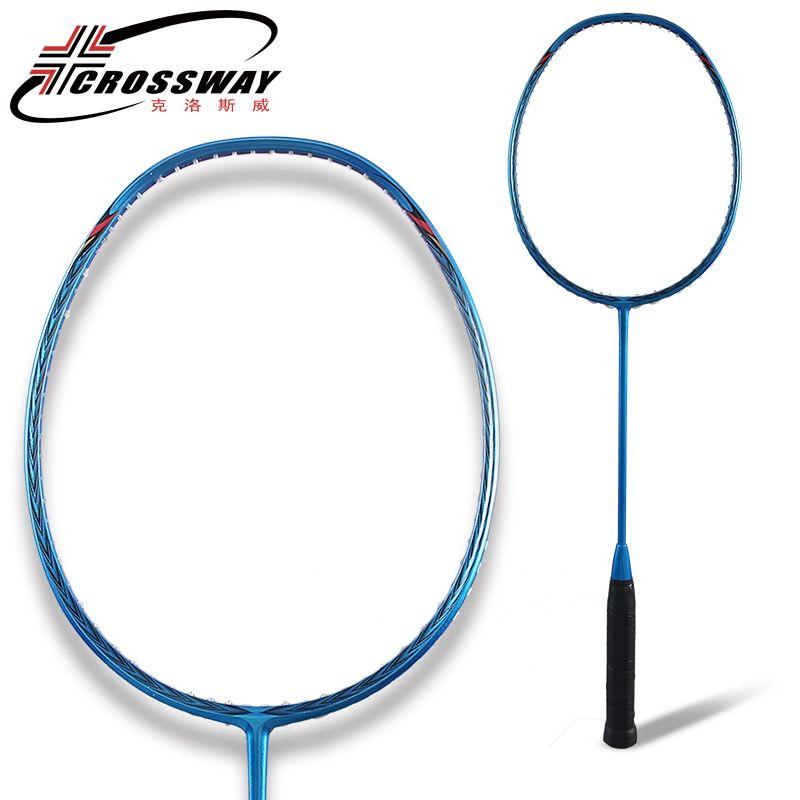 Schläger badminton 2018 Licht Gewicht Badminton Schläger 30LBS Sport Badminton Schläger 100% carbon badminton schläger mit tasche