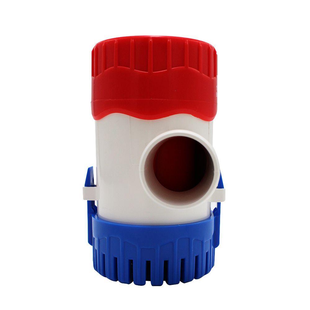 Livraison gratuite 1100GPH 12V Bigle pompe à haut débit Submersible eau usée dans bateau hydravion camping-cars péniche