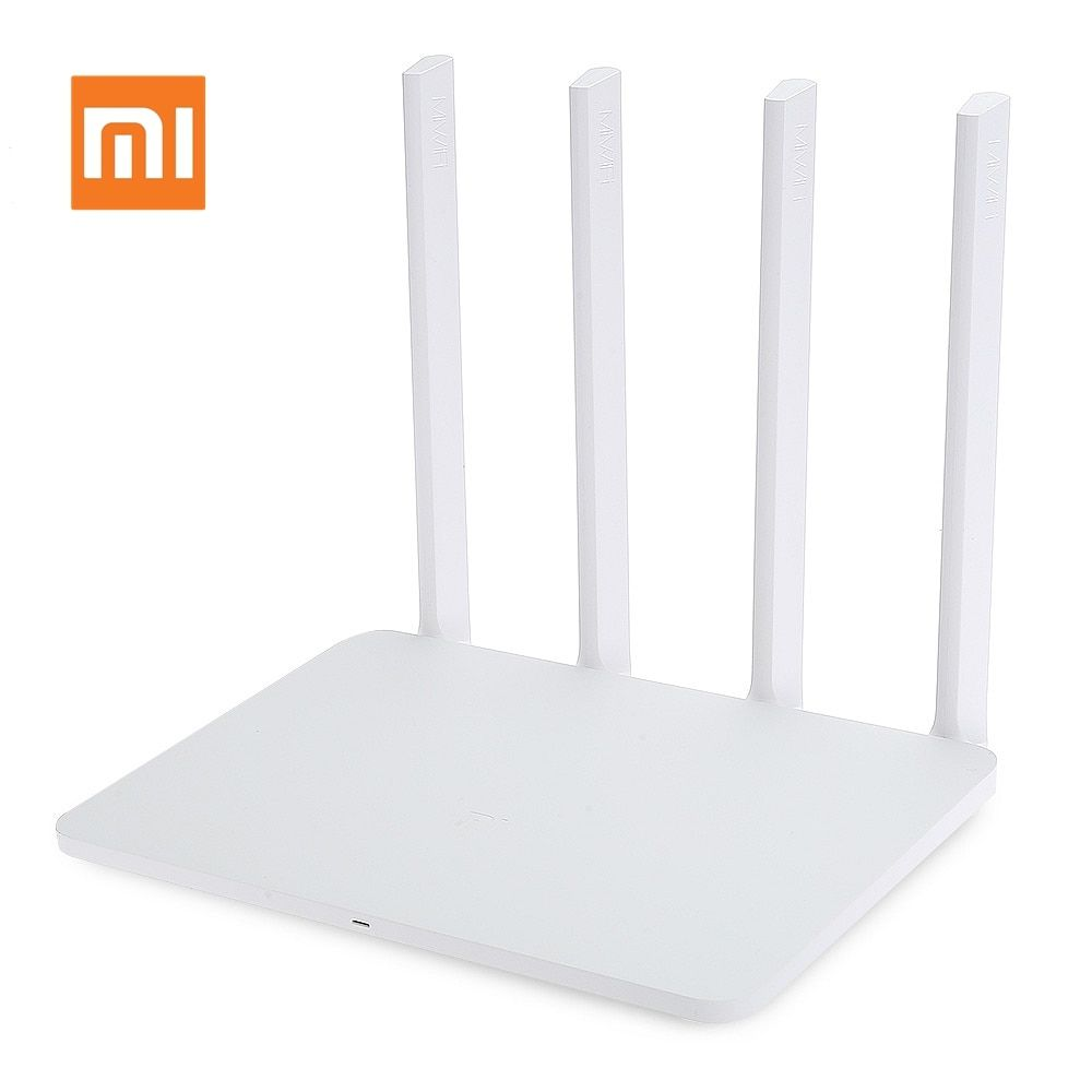 Original Xiaomi MI WiFi Wireless Router 3G 1167Mbps Wi-Fi Repeater 2.4G 5GHz Dual Band 128MB 256MB 4 Antennas Wifi APP Control