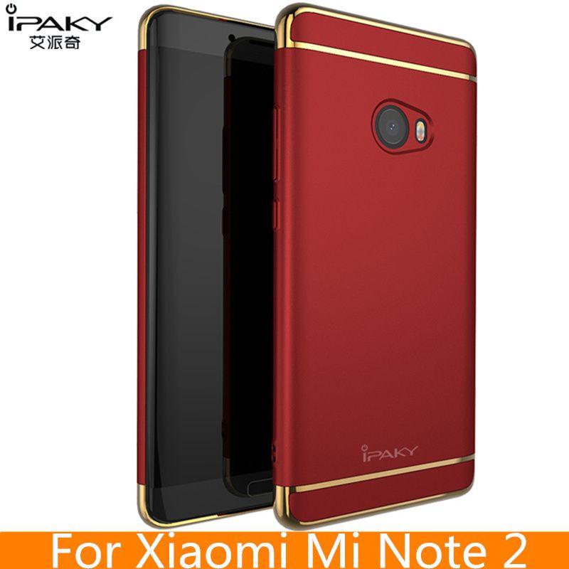 Pour Xiaomi Mi Note 2 cas D'origine iPaky Marque Housse De Protection pour Xiaomi Mi Note 2 fundas carcasas Mi Note 2 Cas