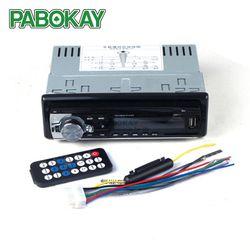 Bluetooth V2.0 JSD-520 Stereo Autoradio Car Radio 12V In-dash 1 Din FM Aux Input Receiver SD USB MP3 MMC WMA Audio Player JSD520