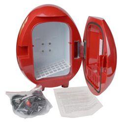 Smad ABS Termoeléctrica Mini Refrigerador Nevera Portátil 12 V Auto Coche de Refrigeración y Calefacción 4L Caja Enfriador Calentador Compacto