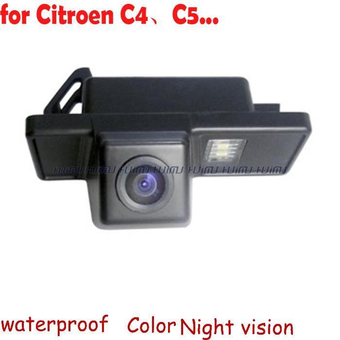 wire wireless Car Rear view Camera for Citroen C4/C5 DS3 DS5 DS 5LS,C-Triomphe,C-Quatre(2c hatchback) lifan 520 reversing cam