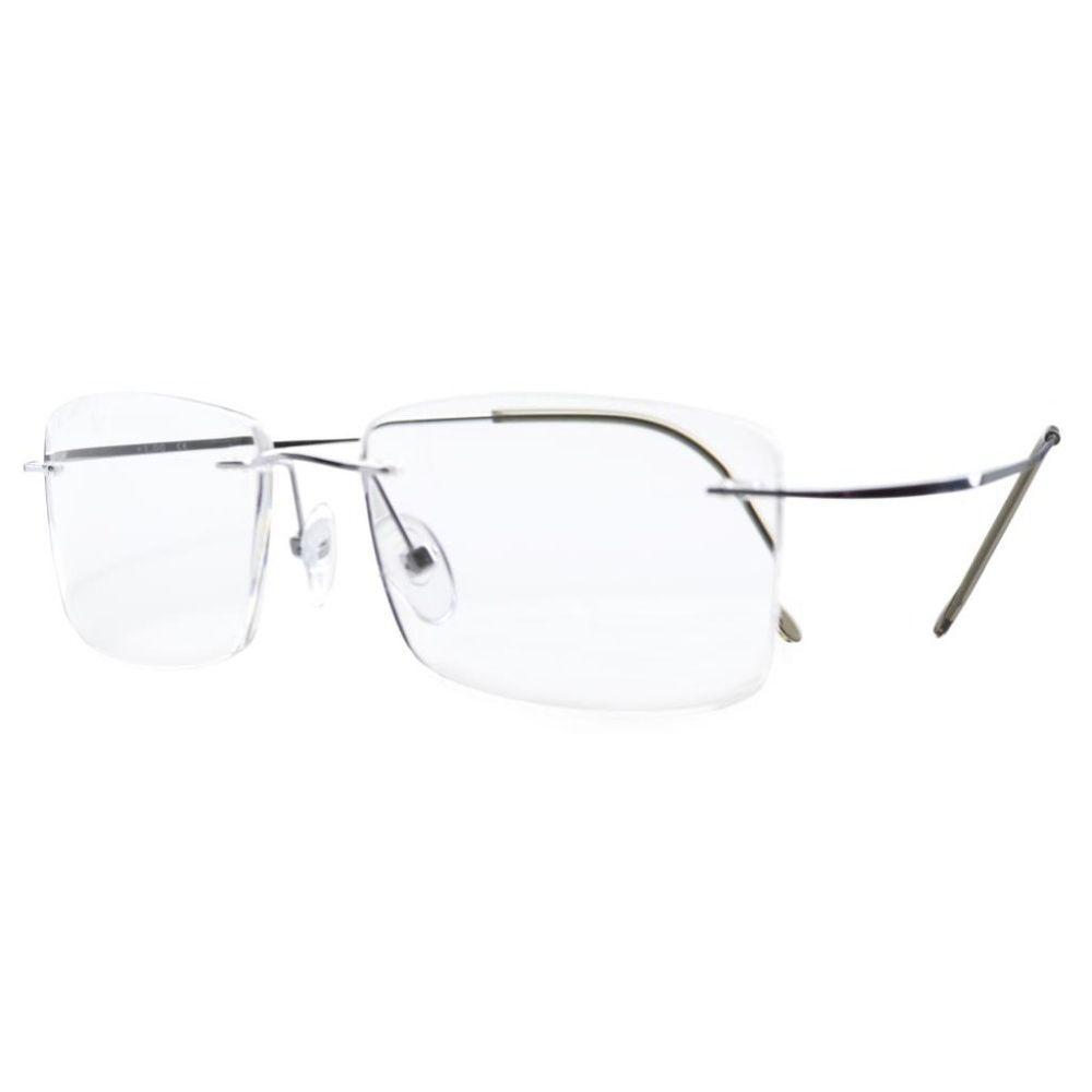 R1509 eye kepper titane sans monture lunettes de lecture lecteurs hommes + 0.0/0.5/0.75/1.0/1.25/1.5/1.75/2.0/2.25/2.5/2.75/3.0//