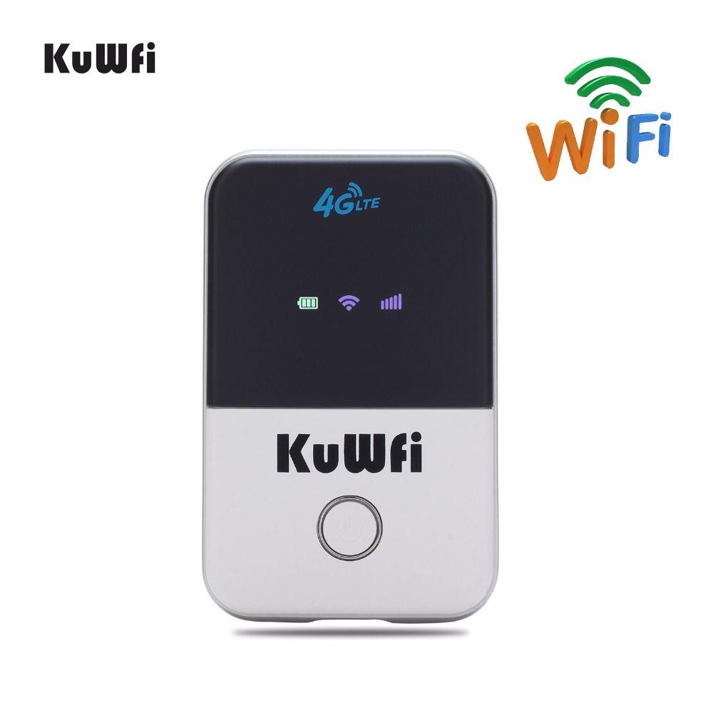 Reisepartner Drahtlose Tasche 4G WIFI Router 100 Mbps USB 4G Modem Mit Sim-karte MINI Mobile Hotspot Tragbare Auto LTE Router