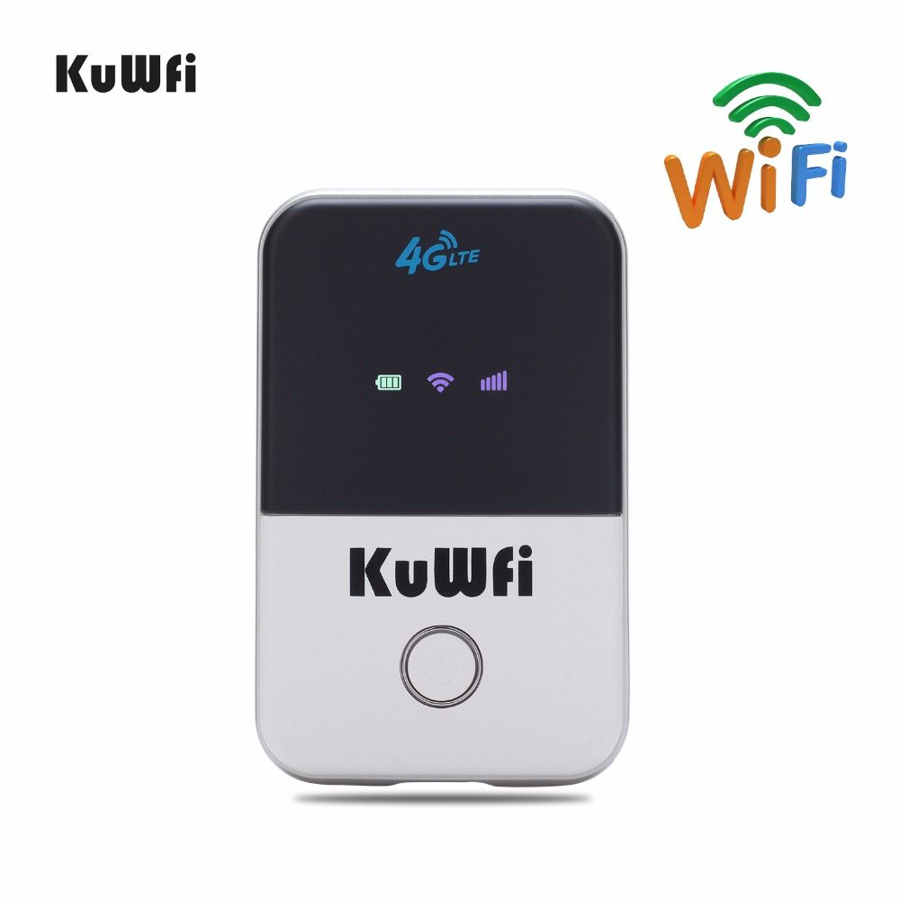 Travel Partner Wireless Pocket 4G WIFI Router 100Mbps USB 4G Modem With SIM Card MINI Mobile Hotspot Portable Car LTE Router