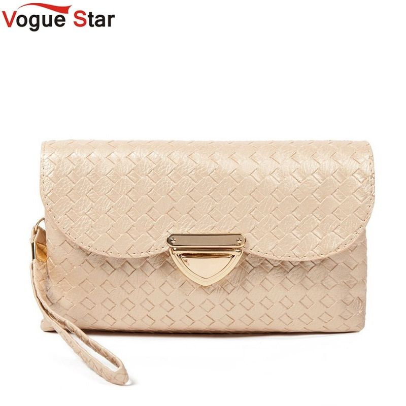 Vogue Star Knitting Women Clutches Casual Female Clutch Bags Versatile summer Women Messenger Bag Mini Cross Body Bag Tote LS340