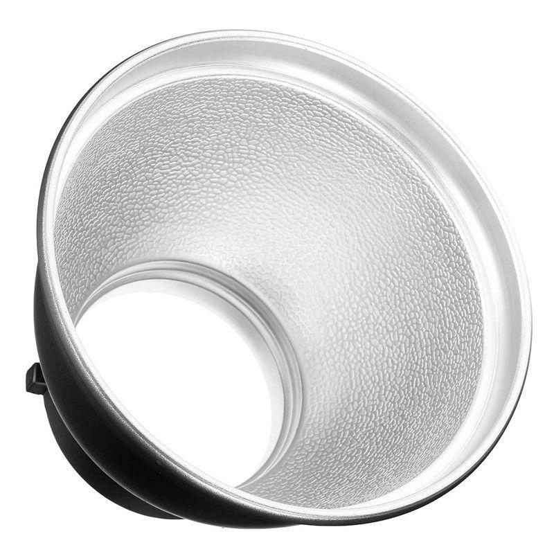 Studio Universal Standard Reflector Dish 180x128mm Bowens Mount Type for Studio Flash Strobe Light Photography Speedlite SN-04