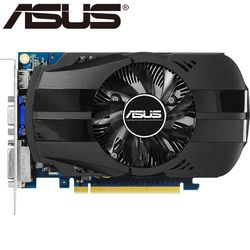 ASUS Video Card Original GTX650 1GB 128Bit GDDR5 Graphics Cards for nVIDIA Geforce GTX 650 Hdmi Dvi Used VGA Cards On Sale