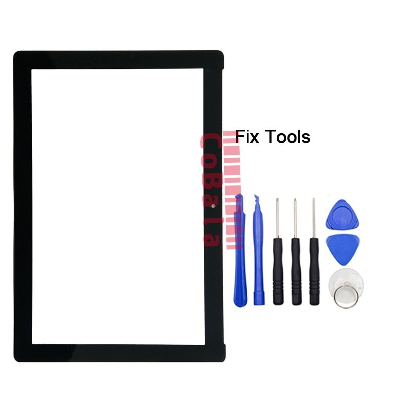 1PCS For Asus Zenpad 10 Z300 Z300C Z300M Touch Screen Digitizer Lovain LCD Outer Panel Front Glass Sensor+Tools