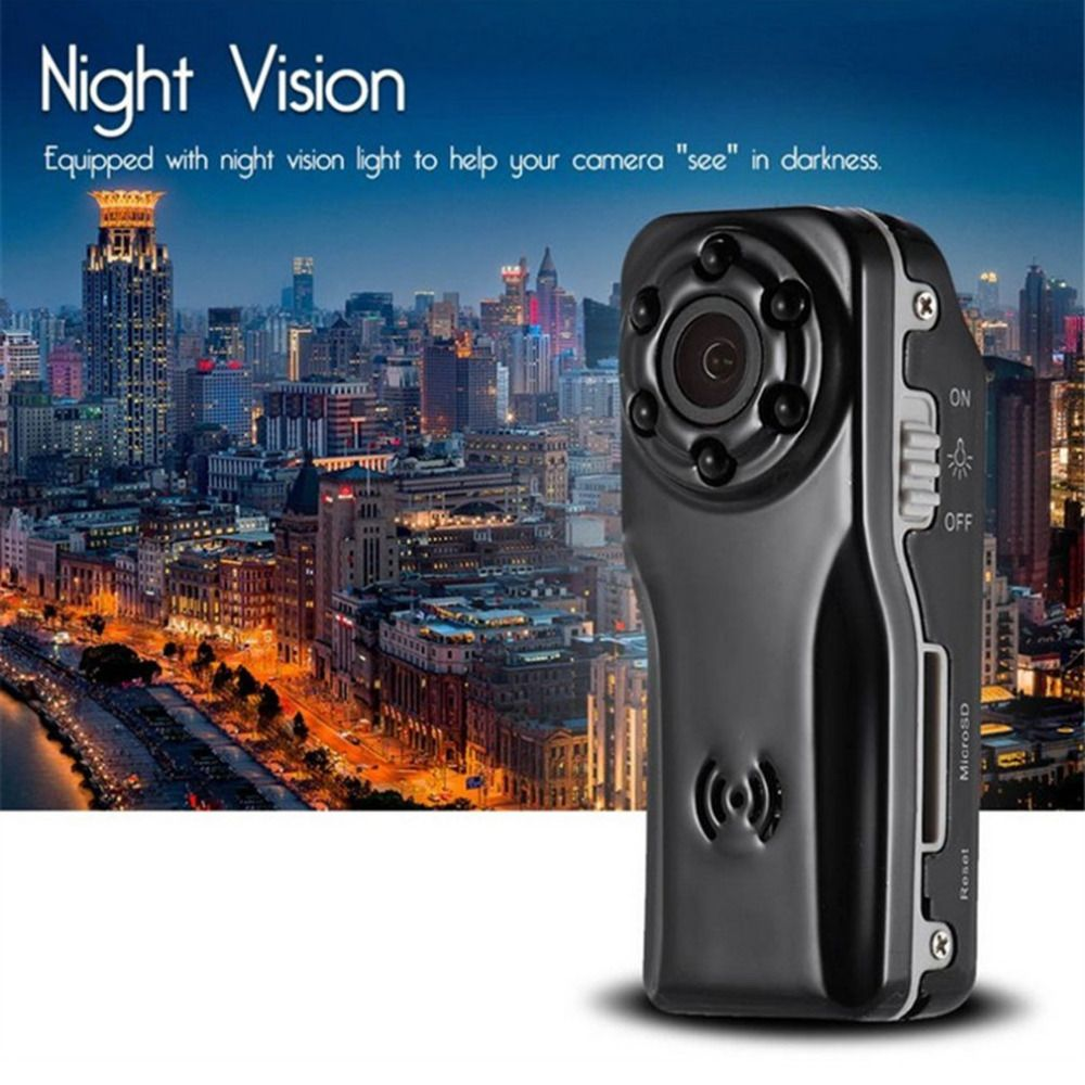 Portable S80 Mini Camera PK MD81S MD81 Night Vision Motion Detection Loop Recording Car DVR DV Sports Cam with Waterproof Case