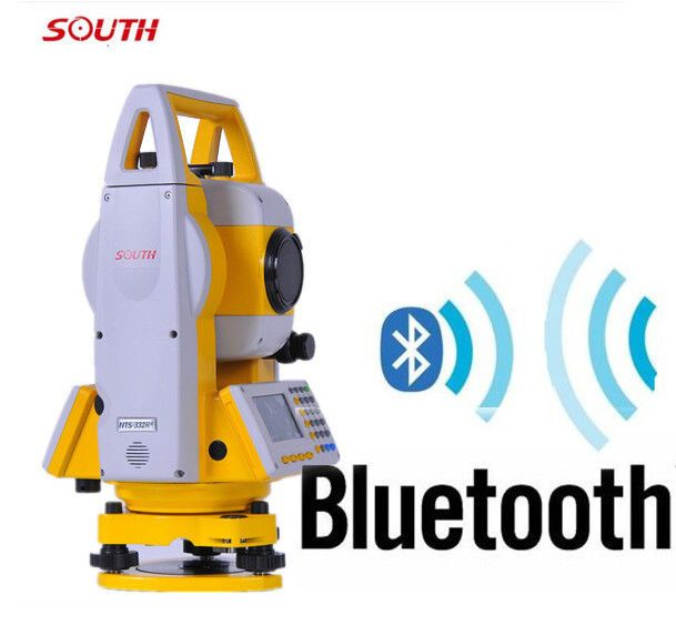 South Reflektorlos 400 mt laser insgesamt station NTS-332R4 Mit Bluetooth