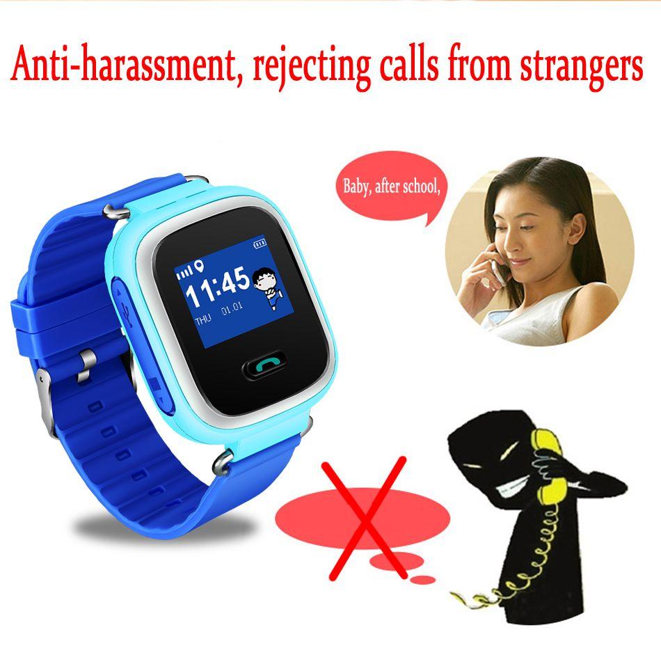 BANGWEI Verwendet weltweit Neue Kinder Smart Uhr SOS Notruf Kind Baby Gesundheit Sicherheit Positionierung Anti-verloren Smart Uhr SIM