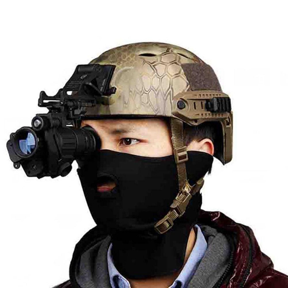 Hunting Night Vision Riflescope Monocular Device Waterproof Night Vision Goggles PVS-14 Digital IR Illumination For Helmet New