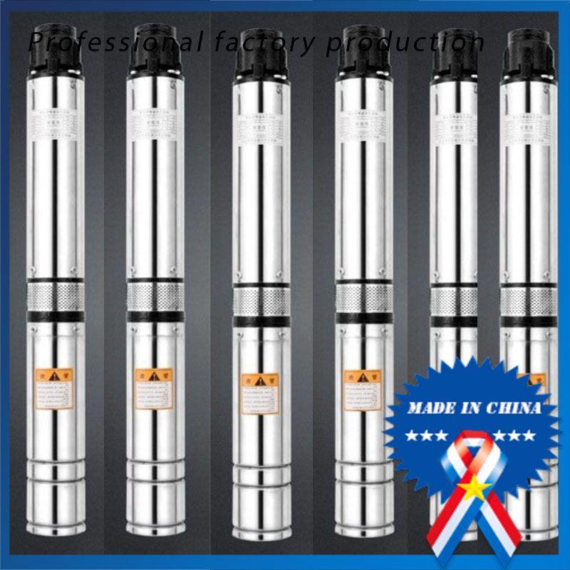 QGD1.8-50-0.5 Solar Pump,220 volt AC Bore Pump Submersible Water Pump