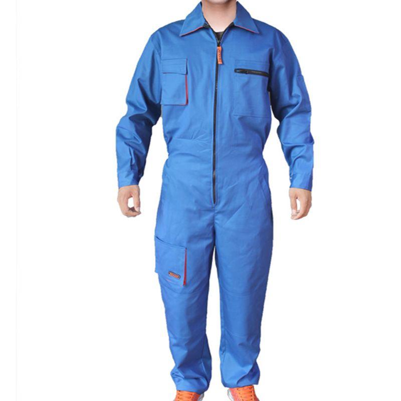Hommes vêtements de travail à manches longues combinaisons de haute qualité salopette travailleur réparateur Machine réparation automatique soudage électrique grande taille