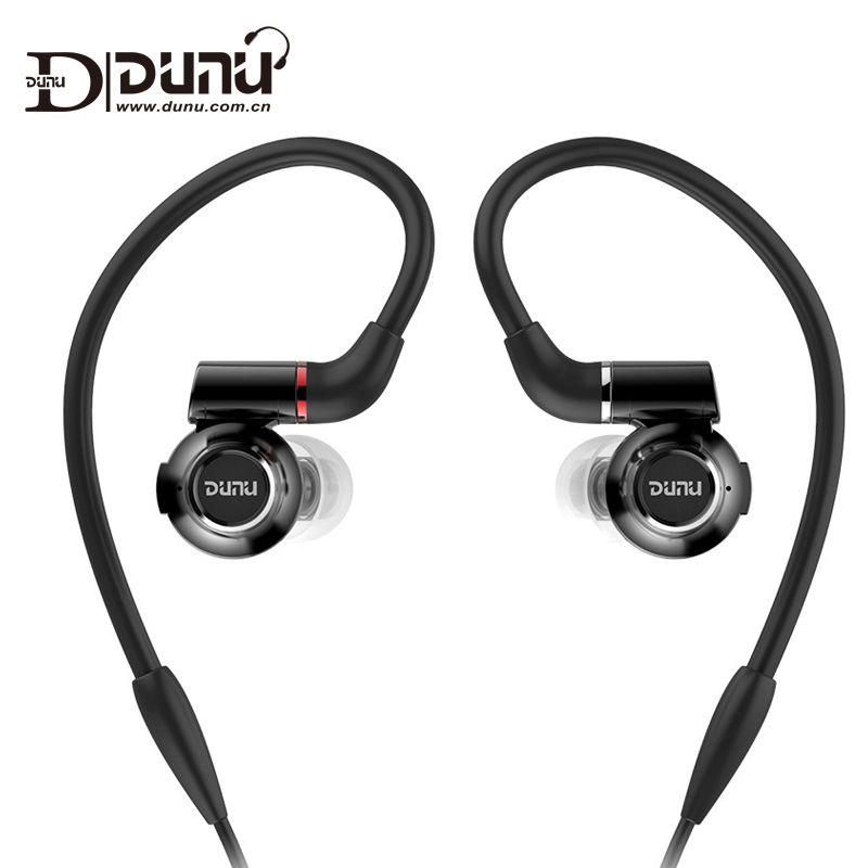 DUNU DK-3001 4 Treiber Kopfhörer 3BA + 1 Dynamische Hybrid Kopfhörer DK3001