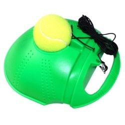 2018 Top quality Tennis Training Tool Exercise Tennis Ball Self-study Rebound Ball Tennis Trainer dropshipping free epacket