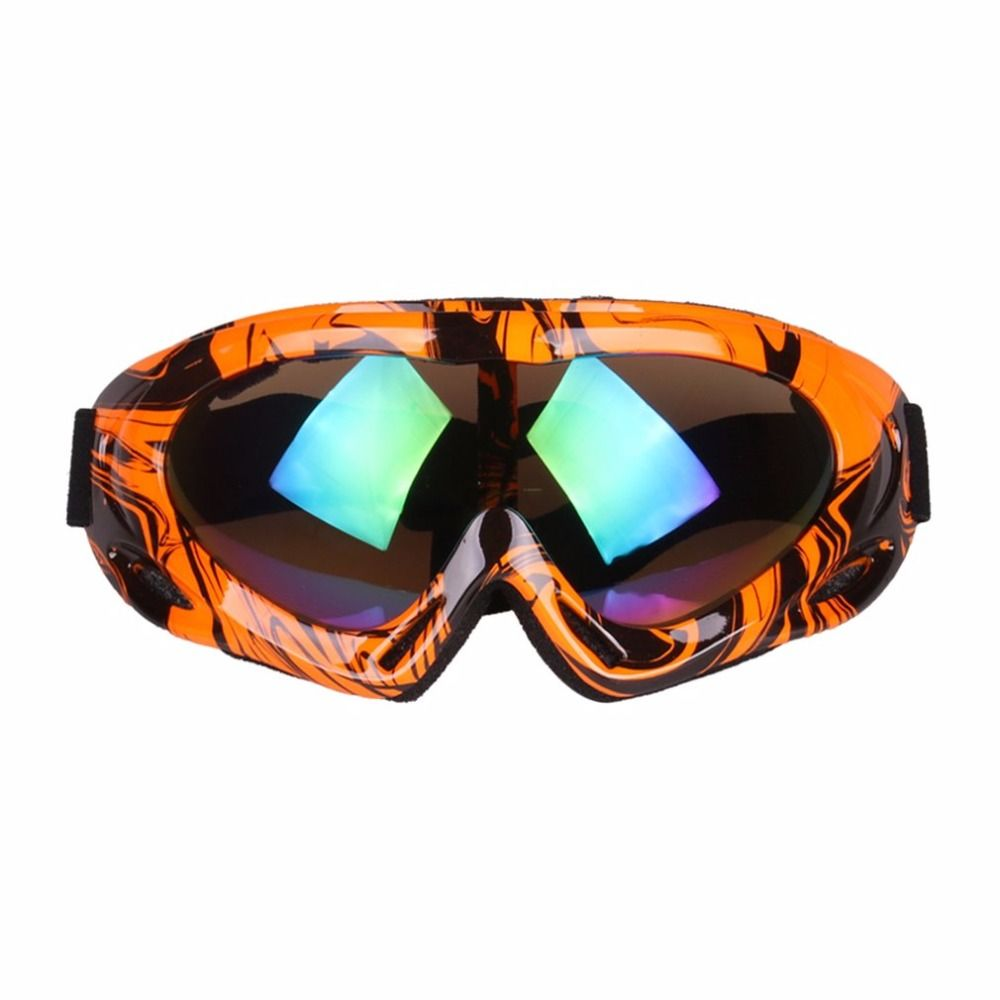 Unisex Ski Goggles Anti-sand Windproof Snow Snowboard Ski Glasses Eyewear For Outdoor Activities Hot