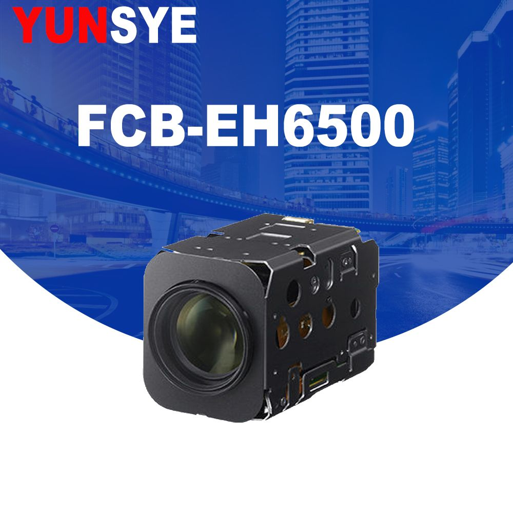 Freies verschiffen für sony kamera FCB-EH6500 30x Zoom HD Farbe Block Kamera 30x zoom objektiv mit eine breite hohe zoom sony kamera PTZ