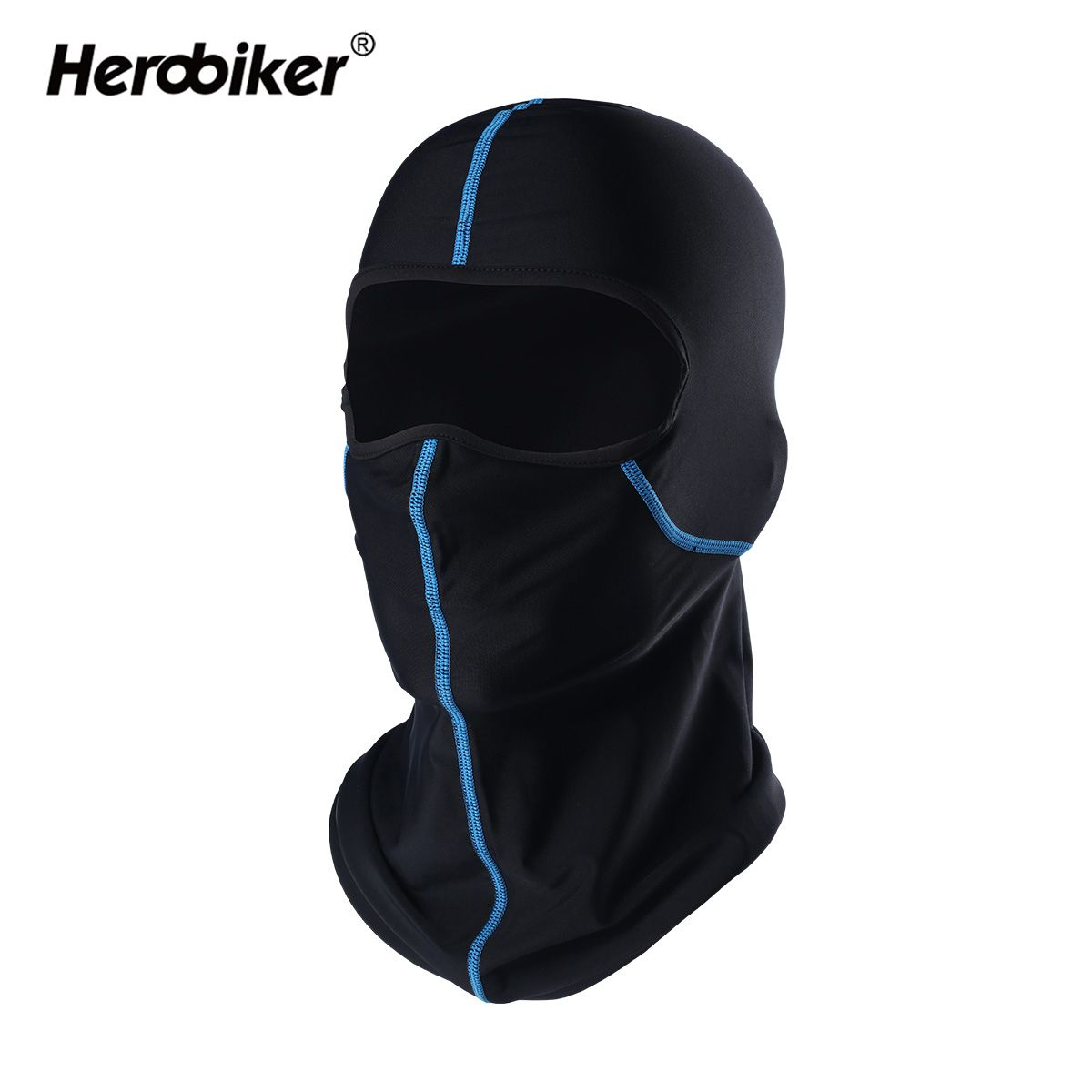 HEROBIKER Balaclava Moto Motorcycle Face Mask Breathable Military Tactical Face Shield Cycling Bike Training Full Face Mask Caps
