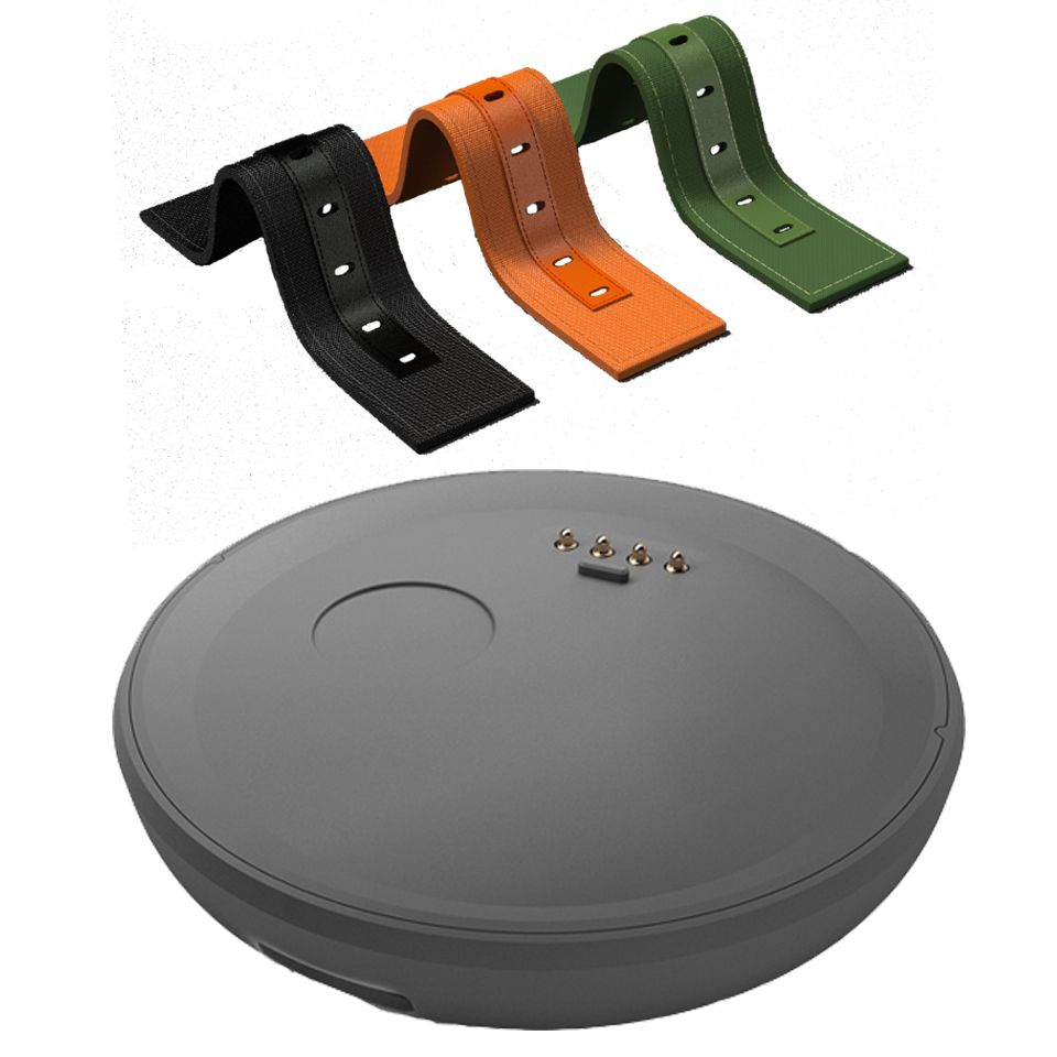 LEMFO Smart Watch Accessories Charger for LEM7 LEM5 LES1 LES2 Normal Charging Base Strap for LEM4 pro LT02 Replacement Strap