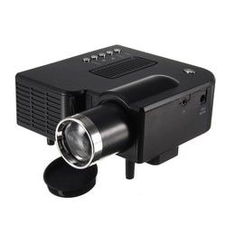 New Mini Projector for Home Theater 1800 Lumens HDMI Support Full HD 1080P Optional Android 6 Version Support 4K Video