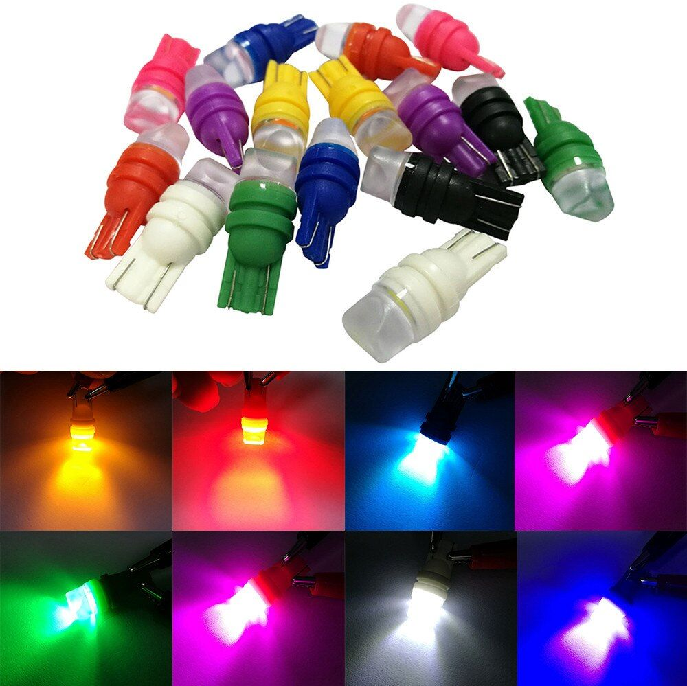 Best Selling Motorcycle&Car-Styling 10PC T10 SMD LED Car Conical Wide Light Lnstrument Lights Bulbs Lamp dropshipping&wholesale