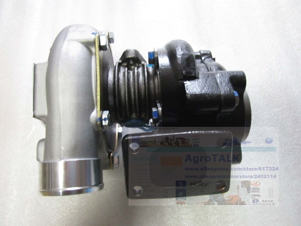 Foton LOVOL tractor parts, the turbo charger for foton series TD804 TD824, part number: T74801003