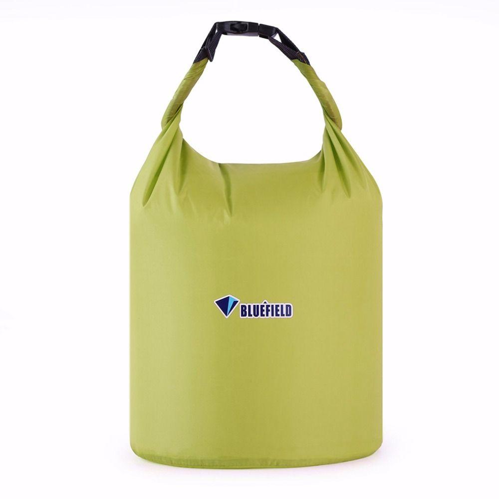 Tragbare Outdoor PVC Wasserdichte Tauchen Tasche Reise packsäcke Rafting tasche 10L 20L Wasserdicht mit Ajustable Strap Kostenloser Versand