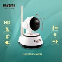 Daytech домашняя охранная ip-камера Wifi камера беспроводная мини камера видеонаблюдения 720 P ночного видения камера видеонаблюдения детская каме...