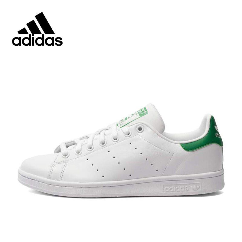 Original New Arrival Authentic ADIDAS Men Women Stan Smith Skateboarding Shoes Breathable Stability High Quality Lightweight