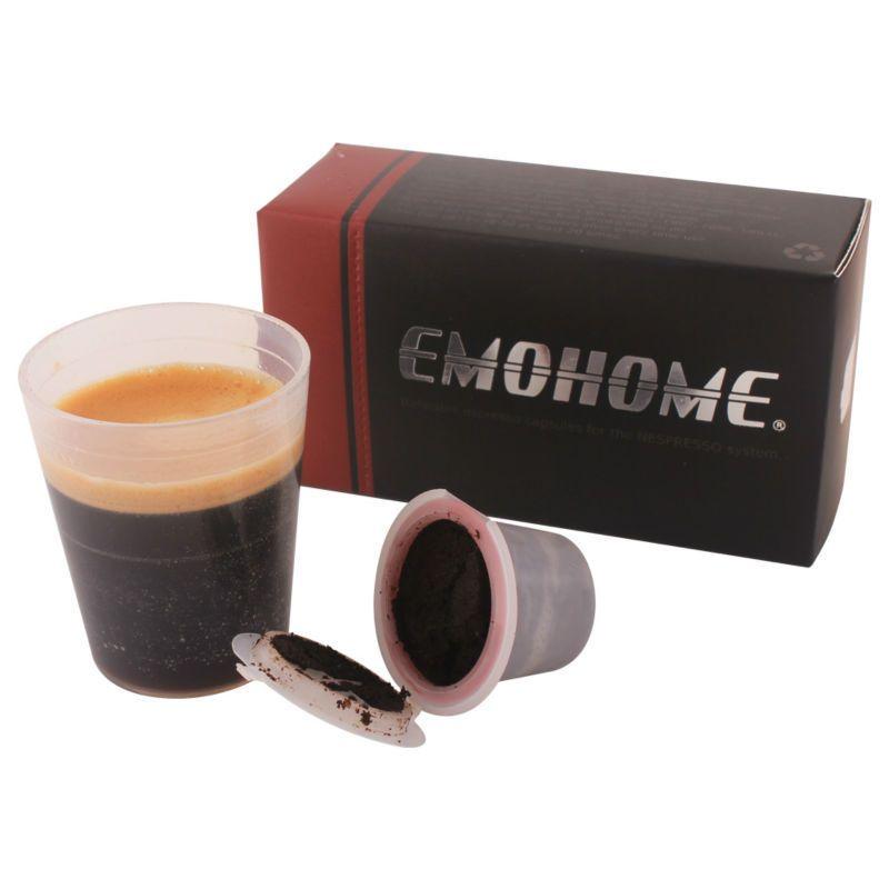 5/10 pièces Expresso Capsule De Café rechargeable compatibles nespresso machine système, pas à la machine!